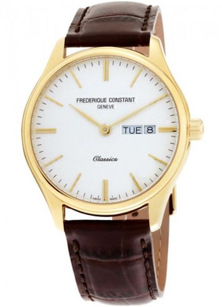 Frederique Constant Classics Datum Wochentag Quarz FC-225ST5B5
