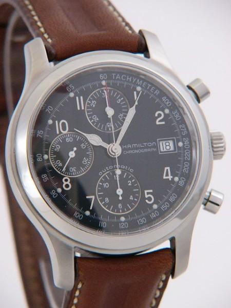 Hamilton Khaki Action Chronograph H66416593