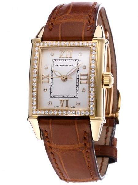 Girard Perregaux Vintage 1945 Lady Gold/Diamanten