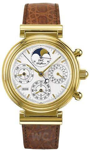 IWC Da Vinci Perpetual in 18 Karat Gold 3750.03