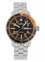 Fortis Aquatis Marinemaster Day/Date Orange 670.19.49 M