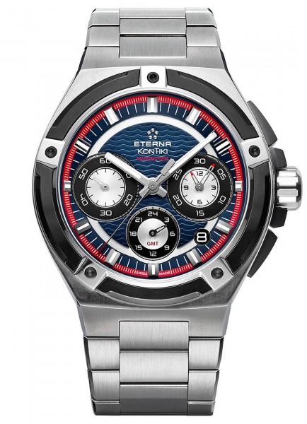 Eterna Royal Kontiki Chronograph GMT 7760.42.80.0280
