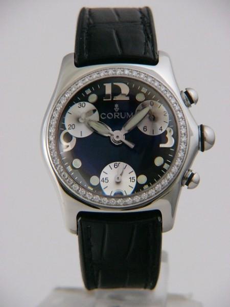 Corum Bubble Damen Chronograph 196-151-47-0F01 FM30S