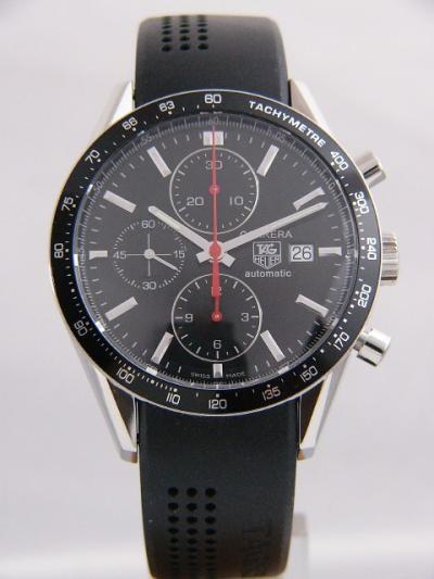 Tag Heuer Carrera Chronograph Tachymeter cv2014-ft6014