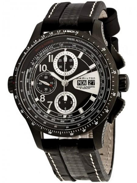 Hamilton Khaki X-Mach Chronograph H76686735