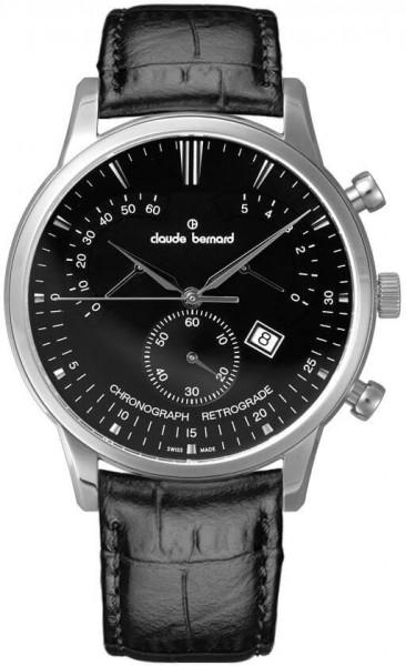 Claude Bernard Sophisticated Classics Chronograph 01506 3 NIN