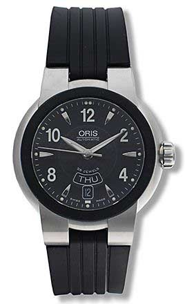 Oris TT1 Day Date 635-7518-44-64-RS