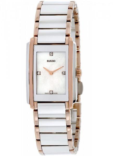 Rado Integral Damenuhr mit Diamanten R20211903