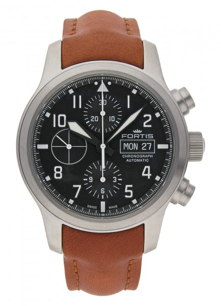 Fortis Aviatis Aeromaster Chronograph 656.10.10 L.38