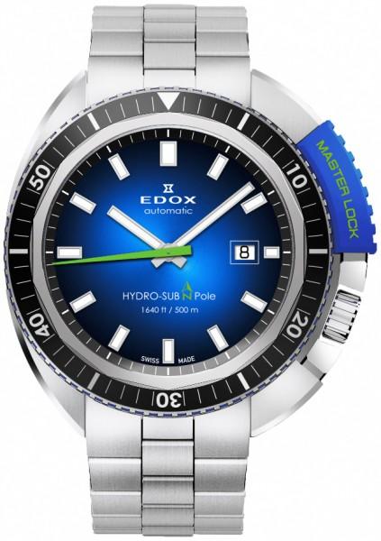 EDOX Hydro Sub Automatik Limited Edition 80301 3NBU NBU