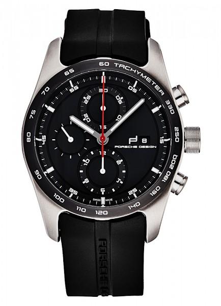 Porsche Design Chronotimer Series 1 Datum Chronograph Automatik 6010.1.09.001.05.2