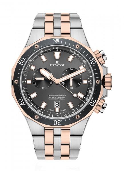 EDOX Delfin Chronograph 10109 357RBUM NIR