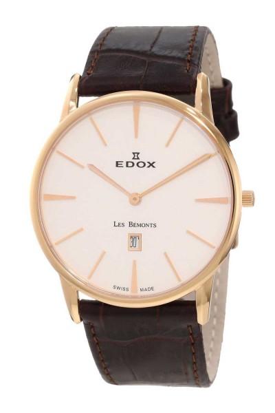 Edox Les Bemonts Ultra Slim 26023 37R AIR