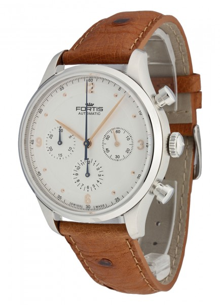 Fortis Terrestis Tycoon Chronograph a.m. 904.21.12 LO.38