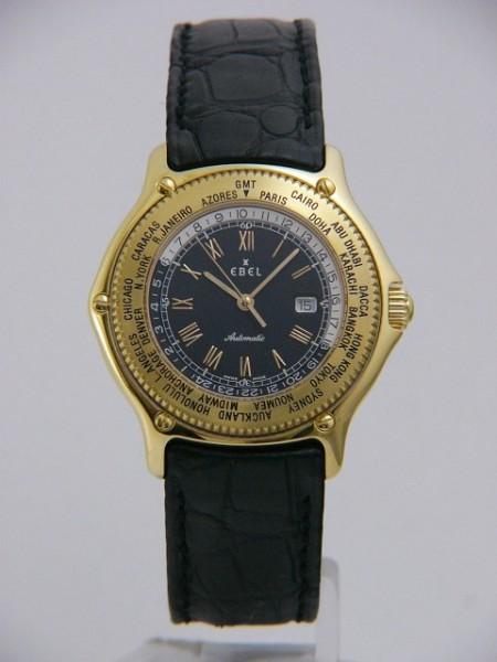 Ebel Voyager Senior GMT in Gold 8124913/5235106