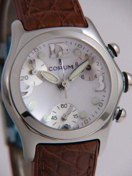 Corum Bubble Damen Chronograph 196-250-20-0f02eb30r