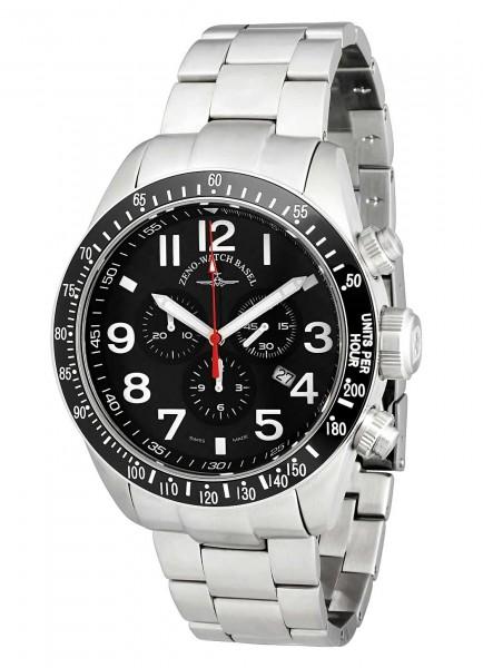 Zeno-Watch Basel Fashion Quarz Chronograph 6497Q-s1-M
