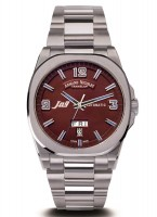 Armand Nicolet J09 Day&Date Automatic 9650A-MR-M9650