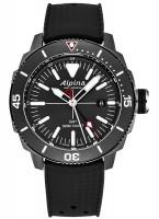 Alpina Seastrong Diver GMT Datum Quarz AL-247LGG4TV6