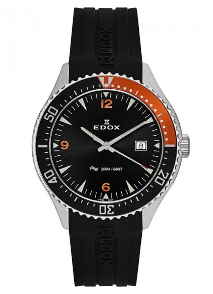 EDOX C1 Diver Datum Quarz 53016 3ORCA NIO