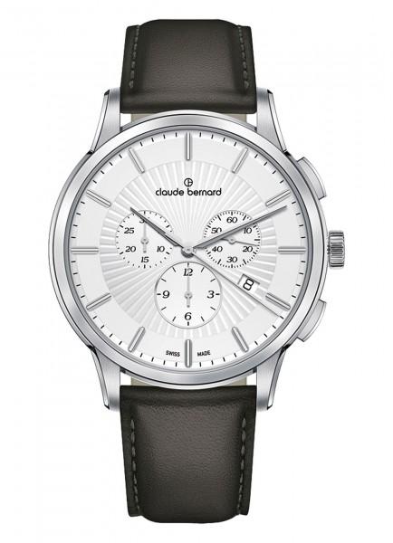 Claude Bernard Classic Chronograph Quarz 10237 3 AIN