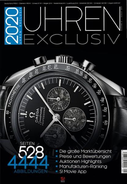 Uhren Exclusiv 2020 Uhrenkatalog