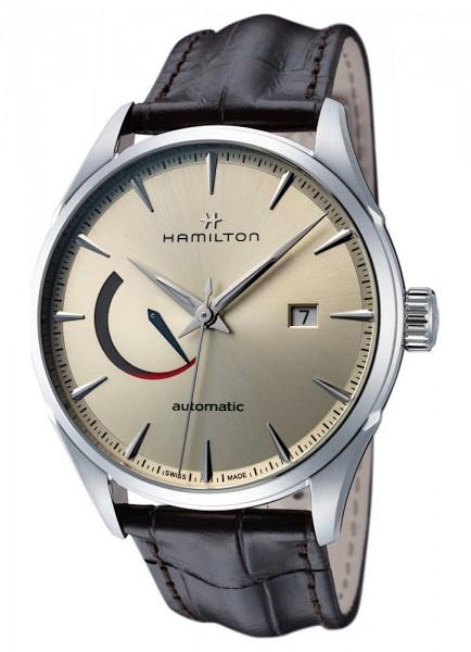 Hamilton Jazzmaster Power Reserve Datum Automatik H32635521