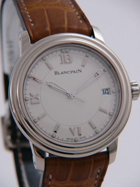 Blancpain Léman Ultraflach 2100-1542-53B