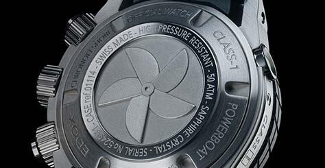 EDOX Chronoffshore-1 Uhren
