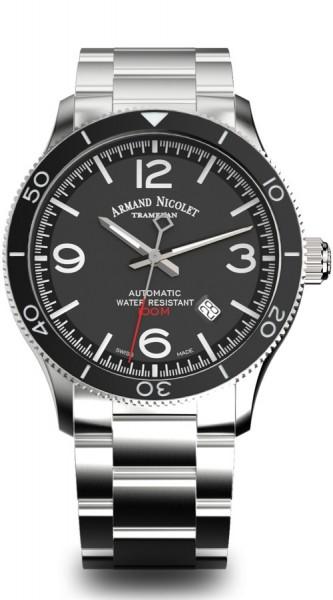 Armand Nicolet MA2 Datum Automatik A890ANA-NR-M2890A