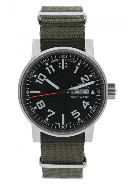 Fortis Spacematic Pilot Professional Day/Date -Limited Edition- 623.10.41 N.11