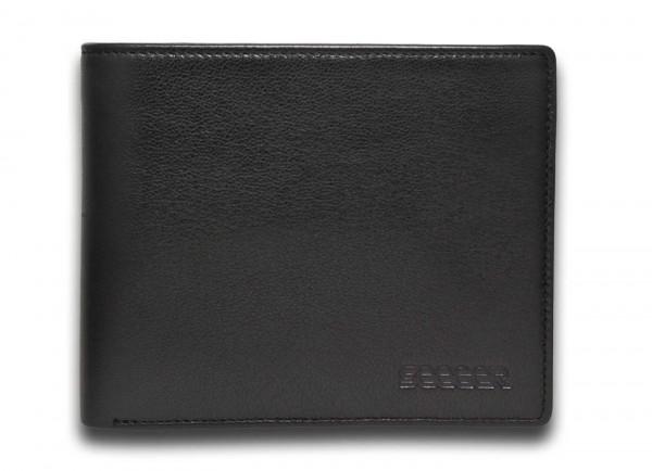 Seeger Brieftasche 6CC mit Sichtfach KLASSIK 120 Handmade in Germany