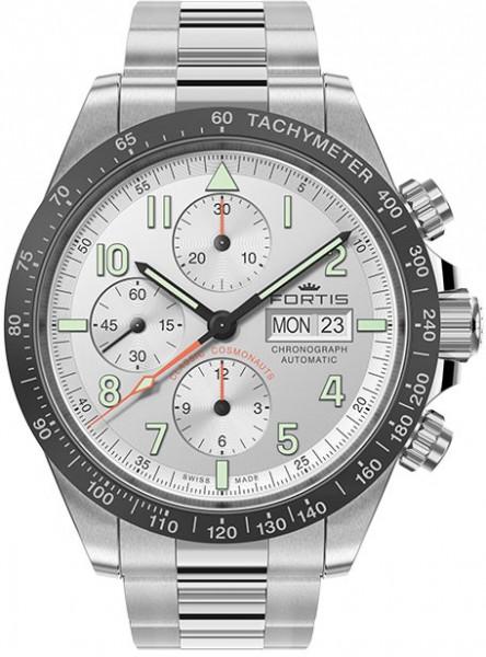 Fortis Classic Cosmonauts Chronograph Ceramic a.m. 401.26.12 M