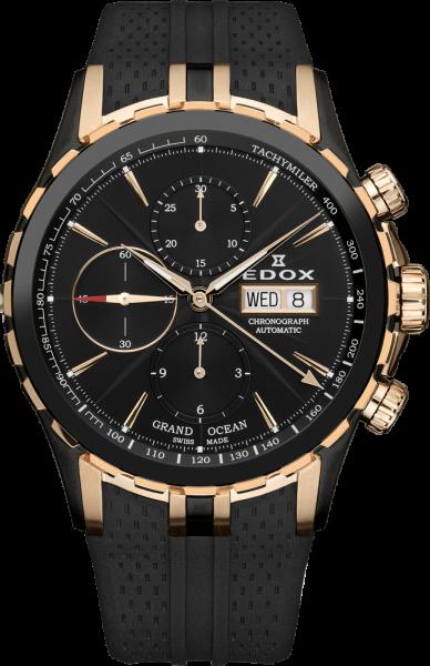 Edox Grand Ocean Automatik Chronograph 01113 357RN NIR