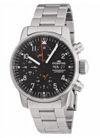 Fortis Aviatis Flieger Chronograph Day/Date 597.22.11 M