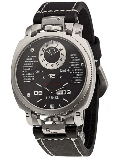 Anonimo Firenze Dual Time/GMT Mod. 2009