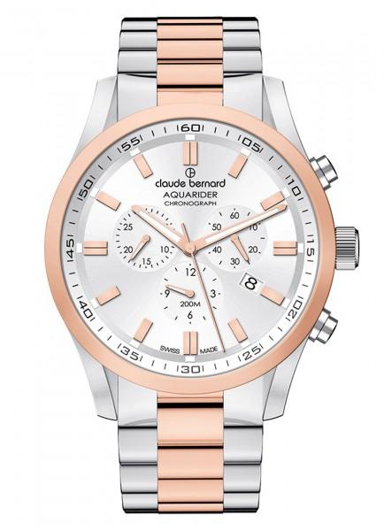 Claude Bernard Aquarider Chronograph 10222 357RM AIR