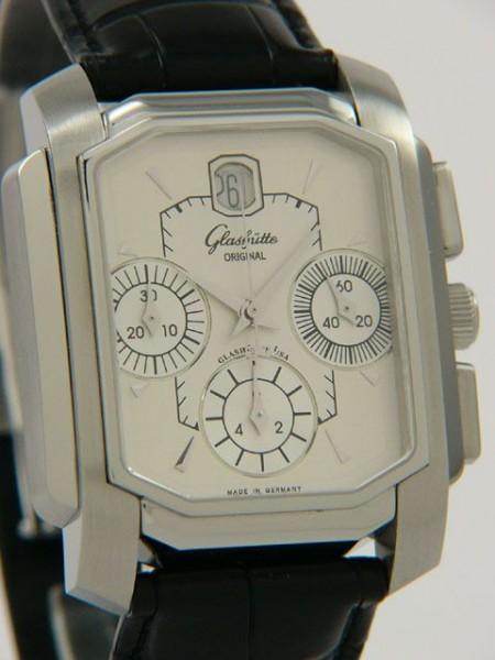 Glashütte Original Karree Automatik Chronograph 39-32-06-04-04