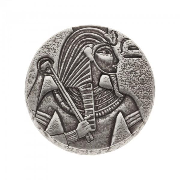 5 oz Republik Tschad 2016 King Tut 5 Unzen 999/1000 Silbermünze