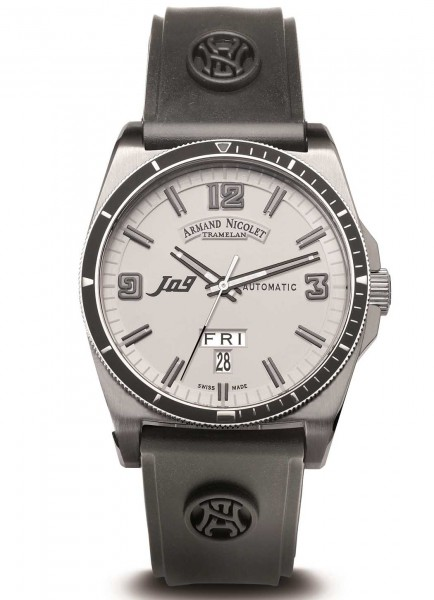 Armand Nicolet J09 Day Date Automatic 9660A-BC-G9660