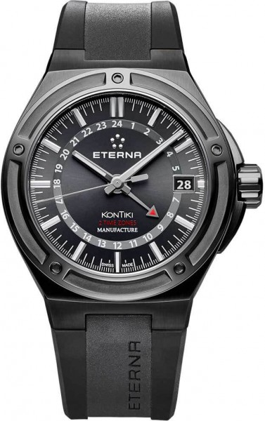 Eterna Royal KonTiki Manufacture GMT 7740.43.41.1289