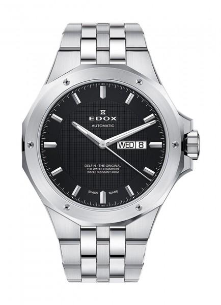 Edox Delfin Day/Date Automatik 88005 3M NIN