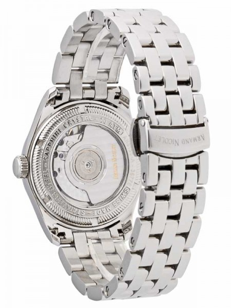 Armand Nicolet M03 Automatik Small Seconds & Date 9155A-AK-M9150