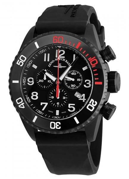 Zeno-Watch Basel Airplane Diver Chronograph 6492-5030Q-BK-a1-5