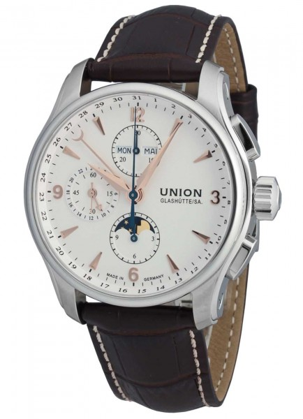 Union Glashütte Belisar Mondphase Chronograph D002.425.16.037.01