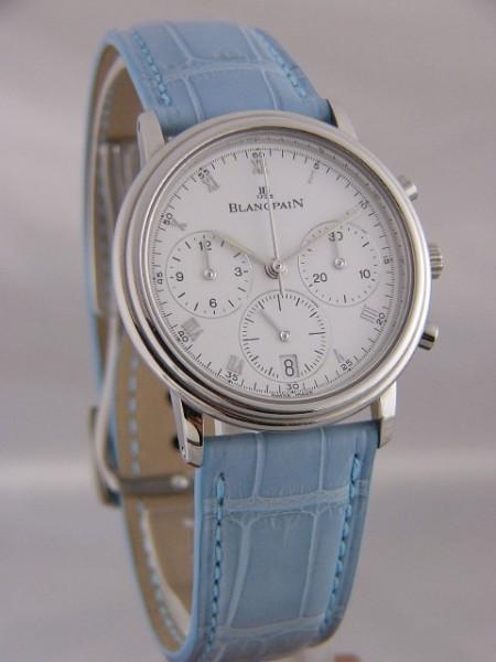 Blancpain Villeret Chronograph 1185-1127-55