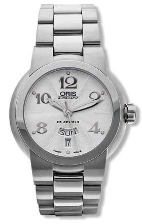 Oris TT1 Day Date 635-7517-41-61-MB