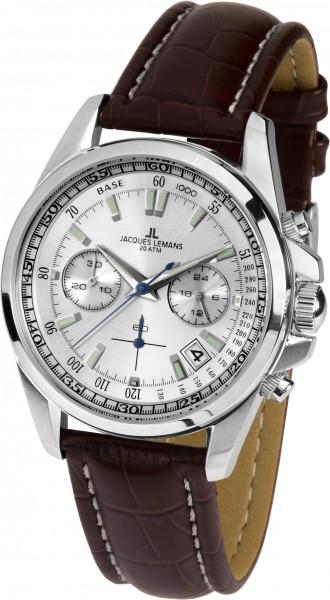 Jacques Lemans Sport Liverpool Chronograph Quarz 1-1830B