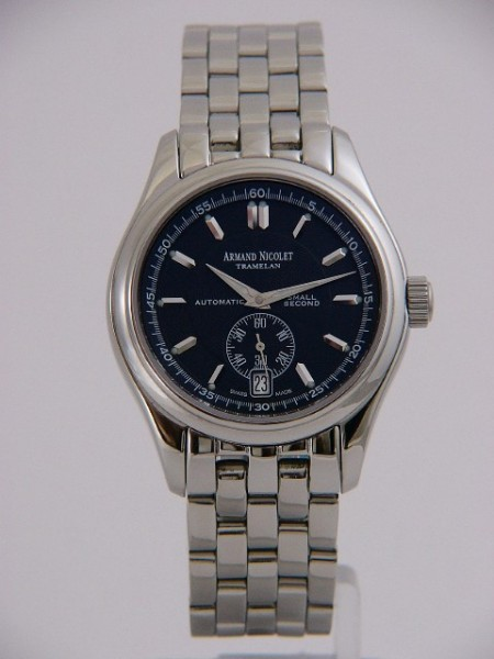Armand Nicolet Hunter Small Second 9045A-NR-M9040