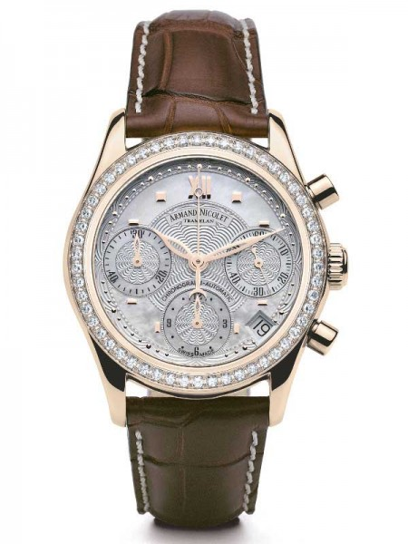 Armand Nicolet M03 Date Chronograph 7154D-AN-P915MR8
